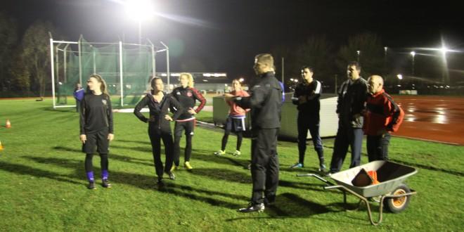 training covs doetinchem 2015